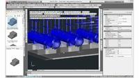 Model Studio CS Трубопроводы - База данных изделий и материалов, подключение и работа