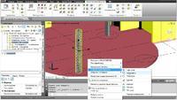 Model Studio CS. Армирование круглых колонн