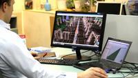 Прорывные технологии для сетевой электроэнергетики на базе 3D (Model Studio CS)